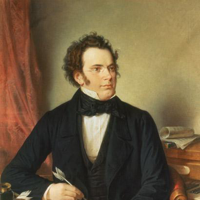 Franz Schubert, Theme From The Trout Quintet (Die Forelle), Beginner Piano