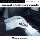 Franz X. Gruber Silent Night [Jazz version] (arr. Brent Edstrom) Sheet Music and PDF music score - SKU 161353