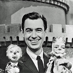Fred Rogers, Please Don't Think It's Funny, Easy Piano