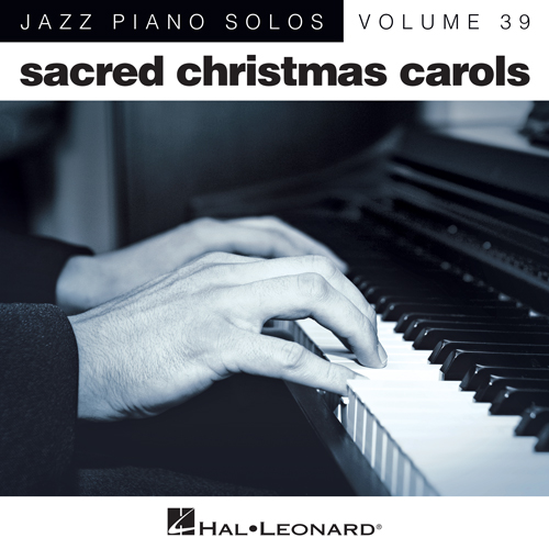 French Carol, Ding Dong! Merrily On High! [Jazz version] (arr. Brent Edstrom), Piano