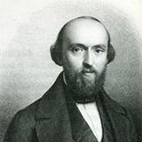Friedrich Burgmuller Tender Blossom (Tender Fleur), Op. 100, No. 10 Sheet Music and PDF music score - SKU 190150