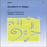 Friedrich Fasch Sonata in C Major - Trombone Sheet Music and PDF music score - SKU 372111