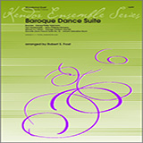 Frost Baroque Dance Suite Sheet Music and PDF music score - SKU 124753