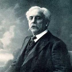 Gabriel Fauré Cantique De Jean Racine Sheet Music and PDF music score - SKU 54540