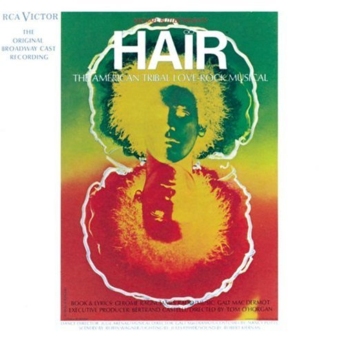 Galt MacDermot, Frank Mills (from 'Hair'), Piano, Vocal & Guitar (Right-Hand Melody)