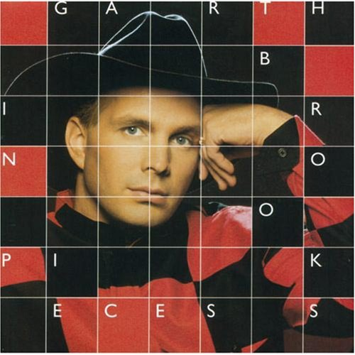 Garth Brooks, Ain't Goin' Down ('Til The Sun Comes Up), Piano, Vocal & Guitar (Right-Hand Melody)