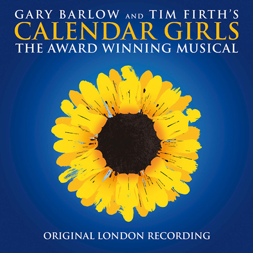 Gary Barlow and Tim Firth, Very Slightly Almost (from Calendar Girls the Musical), Piano, Vocal & Guitar (Right-Hand Melody)