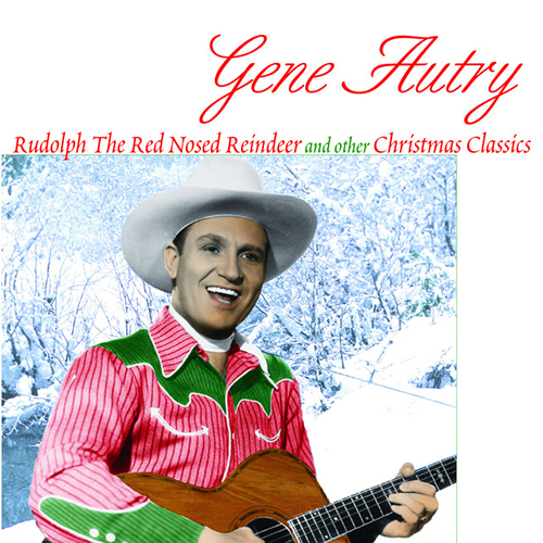 Gene Autry, Frosty The Snowman, Educational Piano