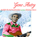Gene Autry Here Comes Santa Claus (Right Down Santa Claus Lane) Sheet Music and PDF music score - SKU 71063