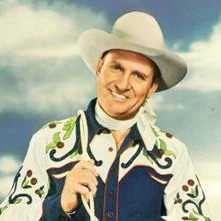Gene Autry, That Silver-Haired Daddy Of Mine, Lyrics & Chords