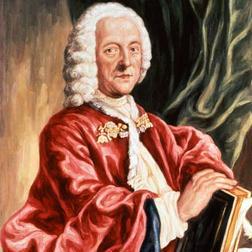 Georg Philipp Telemann Allegro Sheet Music and PDF music score - SKU 124499