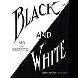 George Botsford Black And White Rag Sheet Music and PDF music score - SKU 40411