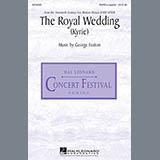 George Fenton The Royal Wedding (Kyrie) Sheet Music and PDF music score - SKU 97731