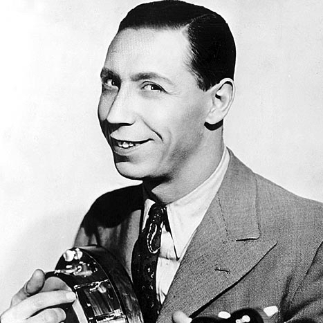George Formby, Sitting On Top Of Blackpool Tower, Piano, Vocal & Guitar (Right-Hand Melody)