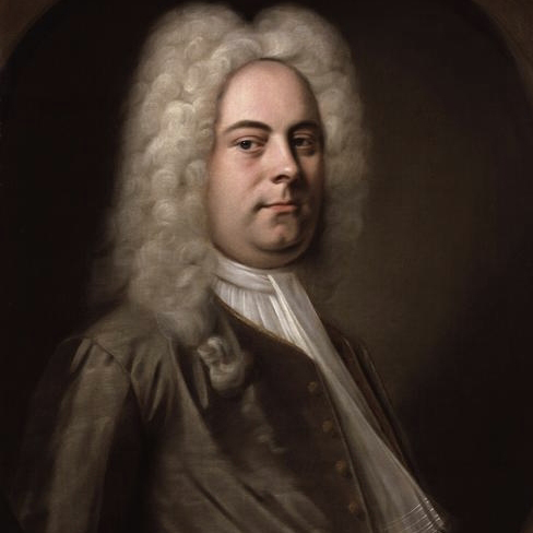 George Frideric Handel, Air (from The Water Music Suite), Piano