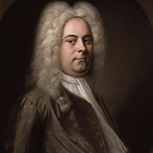 George Frideric Handel, Harp Concerto in B Flat, Piano