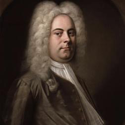 George Frideric Handel Harp Concerto in B Flat Sheet Music and PDF music score - SKU 28056