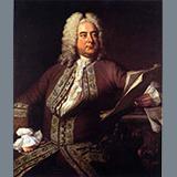 George Frideric Handel I Know That My Redeemer Liveth Sheet Music and PDF music score - SKU 158524
