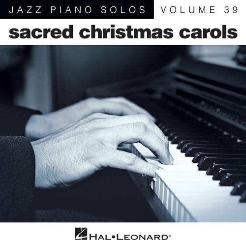George Frideric Handel, Joy To The World [Jazz version] (arr. Brent Edstrom), Piano