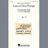 George Frideric Handel Lascia Ch'io Pianga Sheet Music and PDF music score - SKU 99111