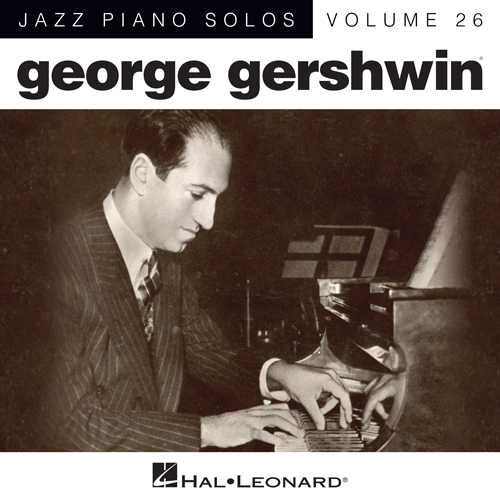 George Gershwin, But Not For Me [Jazz version] (arr. Brent Edstrom), Piano Solo