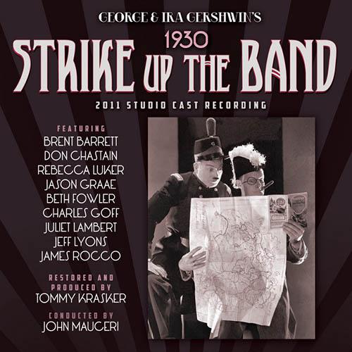 George Gershwin Strike Up The Band Sheet Music and PDF music score - SKU 104040