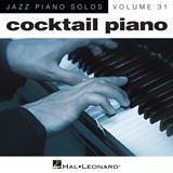 George Shearing Lullaby Of Birdland [Jazz version] (arr. Brent Edstrom) Sheet Music and PDF music score - SKU 158642