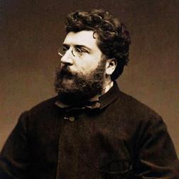 Georges Bizet Je Dis Que Rien Ne M'epouvante Sheet Music and PDF music score - SKU 55470