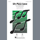 Germaine Franco & Adrian Molina Un Poco Loco (from Coco) (arr. Mark Brymer) Sheet Music and PDF music score - SKU 198712