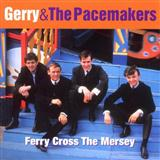Gerry & The Pacemakers Ferry 'Cross The Mersey Sheet Music and PDF music score - SKU 418621