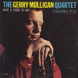 Gerry Mulligan My Funny Valentine Sheet Music and PDF music score - SKU 198794