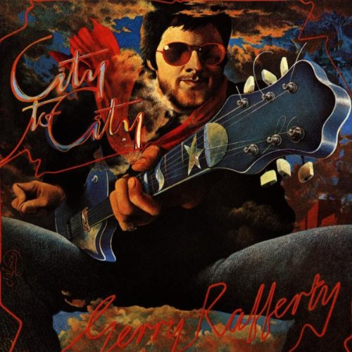 Gerry Rafferty, Baker Street, Piano, Vocal & Guitar (Right-Hand Melody)