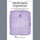 Giovanni Battista Bononcini Vado Ben Spesso Cangiando Loco (arr. Brandon Williams) Sheet Music and PDF music score - SKU 410504