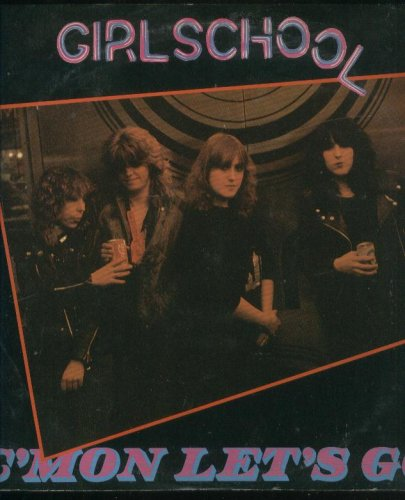 Girlschool, Race With The Devil, Piano, Vocal & Guitar (Right-Hand Melody)