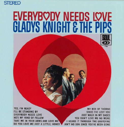 Gladys Knight & The Pips, I Heard It Through The Grapevine, Bass Guitar Tab