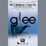 Glee Cast I Believe I Can Fly (arr. Mark Brymer) Sheet Music and PDF music score - SKU 94019