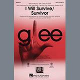 Glee Cast I Will Survive/Survivor (arr. Mark Brymer) - Baritone Sax Sheet Music and PDF music score - SKU 305960