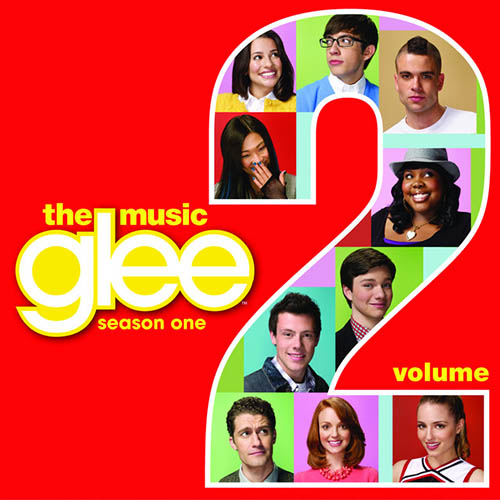 Glee Cast Lean On Me Sheet Music and PDF music score - SKU 102334