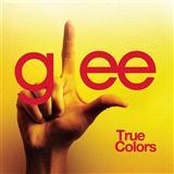 Glee Cast True Colours Sheet Music and PDF music score - SKU 102327