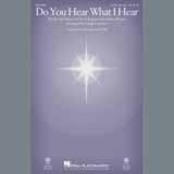 Gloria Shayne Do You Hear What I Hear (arr. Craig Courtney) Sheet Music and PDF music score - SKU 254919