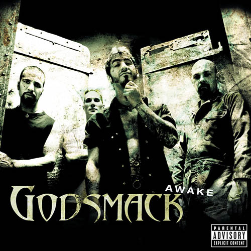 Godsmack, Vampires, Guitar Tab
