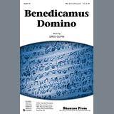 Greg Gilpin Benedicamus Domino Sheet Music and PDF music score - SKU 93009