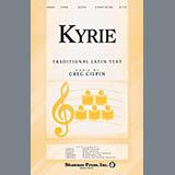 Greg Gilpin Kyrie Sheet Music and PDF music score - SKU 431131