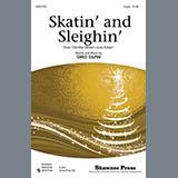 Greg Gilpin Skatin' And Sleighin' Sheet Music and PDF music score - SKU 77223