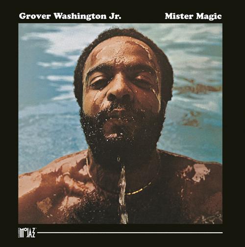 Grover Washington Jr., Mr. Magic, Piano Solo