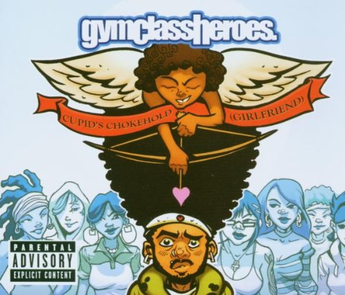 Gym Class Heroes, Cupid's Chokehold, Piano, Vocal & Guitar