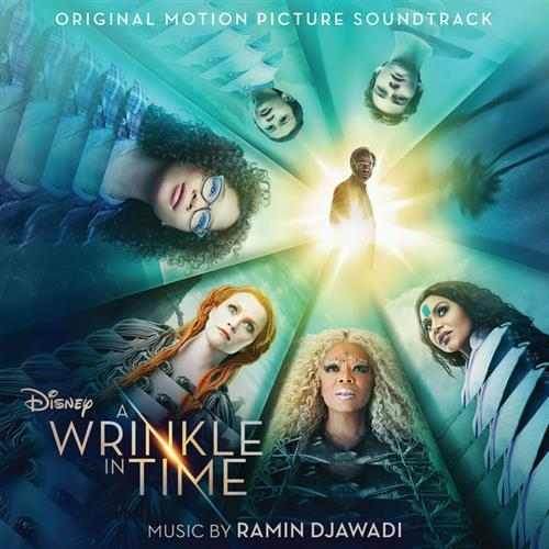 Halle Bailey, Warrior (from A Wrinkle In Time), Piano, Vocal & Guitar (Right-Hand Melody)