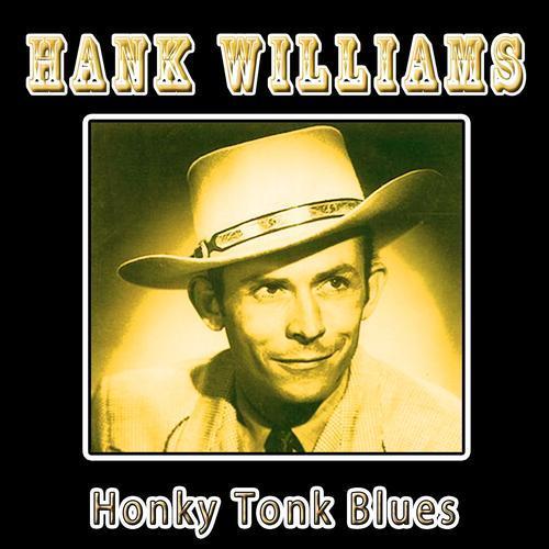 Hank Williams Honky Tonk Blues profile image