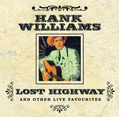 Hank Williams I Just Don't Like This Kind Of Livin' profile image