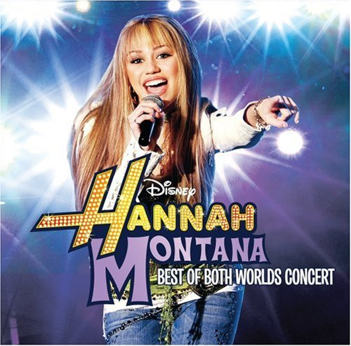 Hannah Montana, The Best Of Both Worlds, Easy Piano